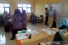 Penghitungan suara Pemilu masih di tingkat kecamatan