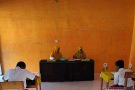 Pelajar SD-SMP Luar Biasa di Gorontalo Utara ikut UNKP