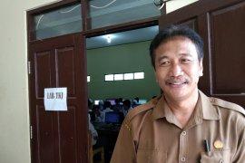 Peserta UNBK SMP/Mts Banjarbaru capai 3.000