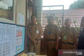 Wabup Belitung tinjau pelaksanaan UNBK tingkat SMP/MTs