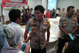 Polda Maluku silaturahim dengan masyarakat pascapemilu