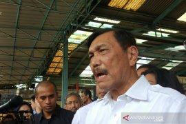Luhut nyatakan pemerintah akan pastikan lokasi insiden kapal Vietnam