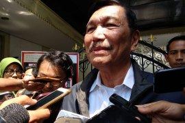Luhut buka isi pembicaraan via telepon dengan Prabowo