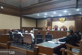 Tujuh anggota DPRD Sumut 2009-2014 hadapi tuntutan KPK