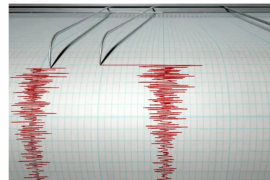 Gempa bumi 4,3 pada skala Richter guncang Sorong