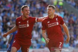 Milner: untuk pertama kalinya dukung Manchester United
