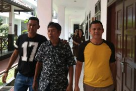Kejaksaan Tinggi Sumut tangkap buronan terpidana kasus korupsi