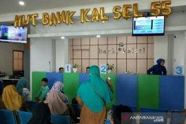 Realiasi KUR Bank Kalsel capai 30 persen