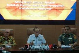 Lemhannas harapkan Jokowi dan Prabowo bertemu pascapemilu
