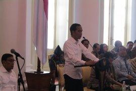 Presiden Jokowi minta Panglima TNI dan Kapolri jaga stabilitas keamanan