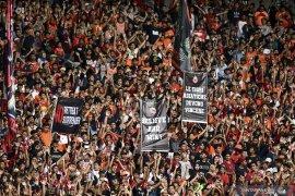 Jakmania diminta tahan diri terkait pertandingan Persija-Persib