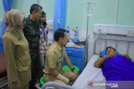 Dua orang petugas KPPS Kota Bogor meninggal dunia