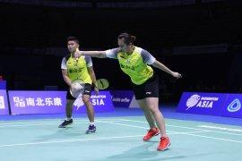 Kalahkan pasangan India, Praveen/Melati mengaku siap di babak dua Kejuaraan Badminton Asia