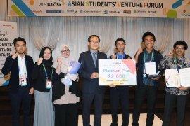 Mahasiswa FT-UI juarai ajang kompetisi bisnis di Korsel