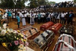 Korban tewas akibat serangan bom di Sri Lanka bertambah jadi 359