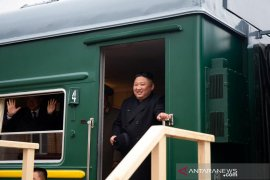 Ingin ketemu Putin, Kim Jong Un telah tiba di Rusia