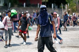 AS targetkan pejabat korup di Amerika Tengah