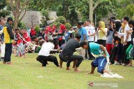 Pemkab Bangka gelar lomba olahraga tradisional