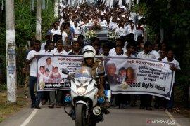 Pelaku bom bunuh diri di Sri Lanka berasal dari keluarga kaya