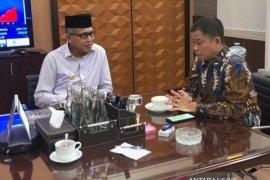 Batalkan usaha tambang, Gubernur Aceh temui Menteri ESDM