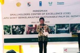 Baru 5.976 ha perkebunan sawit masyarakat kantongi ISPO