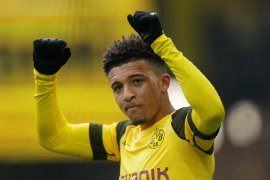 Sancho tak tertarik pindah ke Manchester United