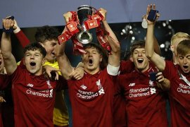 Liverpool muda juara Piala FA usai tumbangkan Manchester City