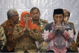 Terkait Romahurmuziy, Gubernur Khofifah diperiksa Polda Jatim
