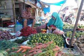 14 bulan retribusi pasar Blangpidie tidak disetor ke daerah