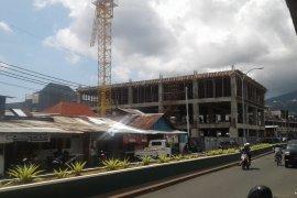 Disperkim Ternate pastikan telah selesaikan pembebasan lahan Gamalama plaza