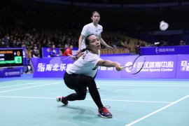 Della/Rizki ke babak dua New Zealand Open 2019