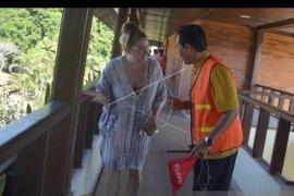 Bali peringati Hari Kesiapsiagaan Bencana di kawasan pariwisata