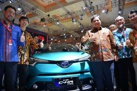 Toyota Indonesia gencar tampilkan hibrid