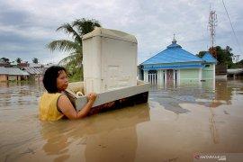13 ribu jiwa terdampak musibah banjir Bengkulu