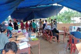 Kapolres: Pemungutan suara ulang di Bangka Barat berlangsung aman dan tertib