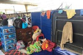 1.325 warga Rawajati kena dampak banjir
