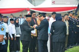Kota Bekasi terima penghargaan Kemenkumham