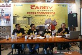"""Melanjutkan eksistensi, Suzuki hadirkan """"New Carry Pick Up"""" di Gorontalo"""