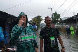 300 rumah di Belitung terendam banjir
