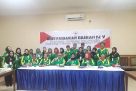 Aklamasi, Zainuddin Fanani Terpilih Ketua YJI Cabang Utama Kaltim 2019 - 2024