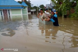 Bengkulu dikepung banjir
