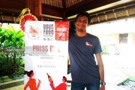"""Pertama di dunia, Ubud Food Festival luncurkan """"asuransi pedas"""""""