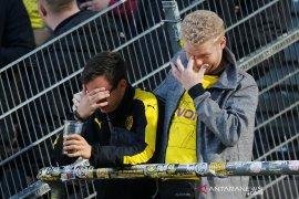 Klasemen Liga Jerman, Dortmund buang peluang ke puncak