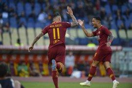 Lanjutan Serie A, Roma bekuk Cagliari 3-0
