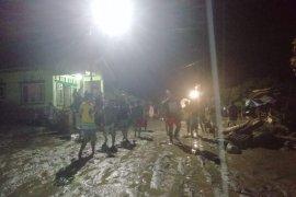 Puluhan rumah di Desa Balongga Sigi rusak diterjang banjir