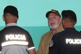 Pesawat milik mantan presiden Panama ditahan di Guatemala