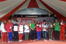 Klub Yoga Tenggarong Juarai Lomba Outbond