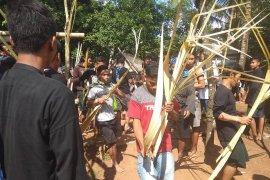 """Warga Baduy di Lebak Banten gelar tradisi """"ngalaksa"""""""