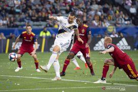 Ibrahimovic pemain berbayaran tertinggi di  MLS