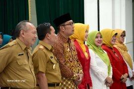 Ini tantangan Ridwan Kamil untuk Dekranasda Jabar